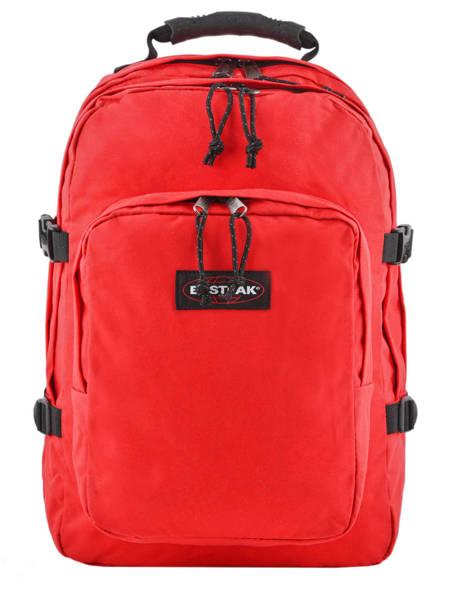 Sac à Dos Provider + Pc 15'' Eastpak Rouge authentic k520