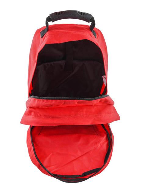 Sac à Dos Provider + Pc 15'' Eastpak Rouge authentic k520 vue secondaire 4
