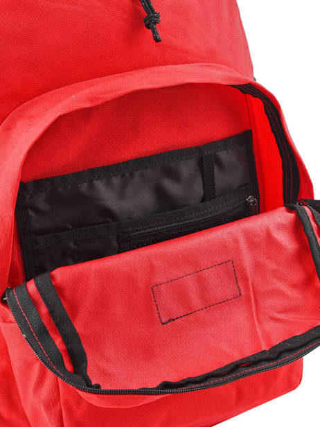 Sac à Dos Provider + Pc 15'' Eastpak Rouge authentic k520 vue secondaire 5