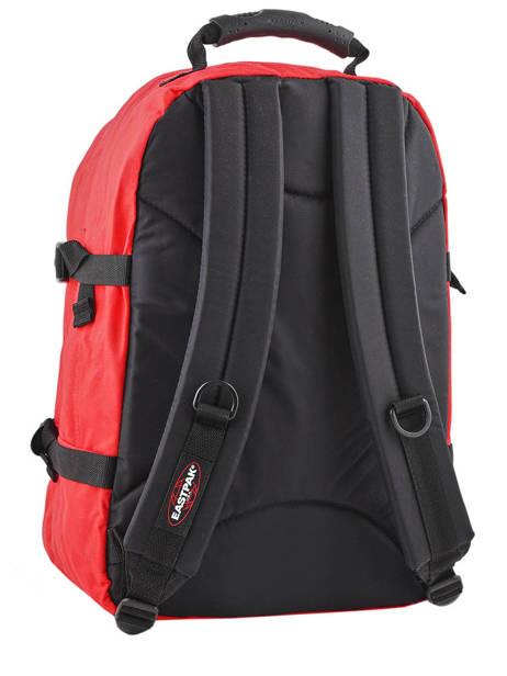 Sac à Dos Provider + Pc 15'' Eastpak Rouge authentic k520 vue secondaire 3