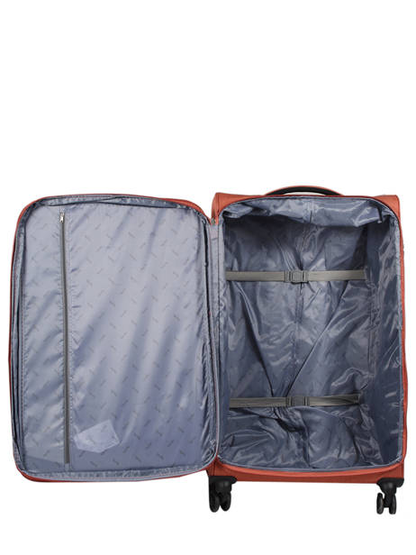 Valise Souple Snow Travel Rouge snow 12208-M vue secondaire 5