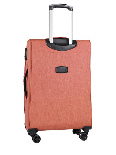 Valise Souple Snow Travel Rouge snow 12208-M vue secondaire 4