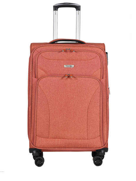 Valise Souple Snow Travel Rouge snow 12208-M