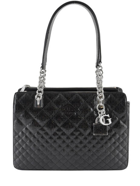 Sac Shopping Queenie Guess Noir quennie SY766609