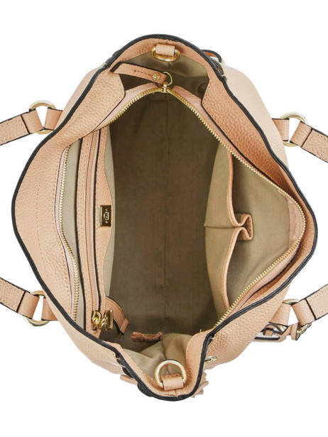 Sac Porte Main Tradition Cuir Etrier Beige tradition EHER24 vue secondaire 4