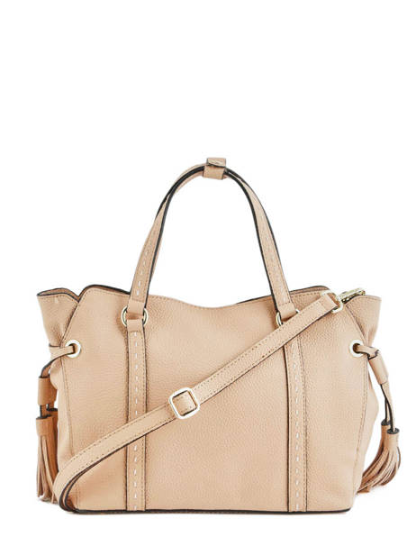 Sac Porte Main Tradition Cuir Etrier Beige tradition EHER24 vue secondaire 3