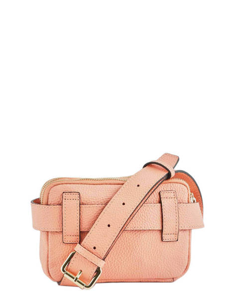 Sac Banane Tradition Cuir Etrier Orange tradition EHER28 vue secondaire 4