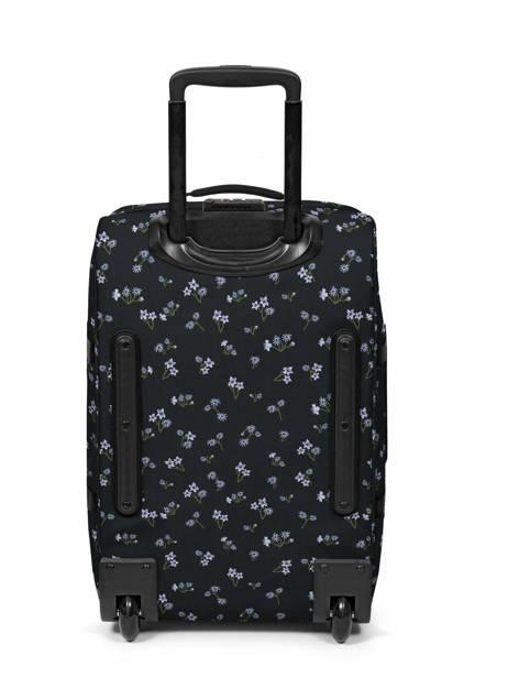 Valise Cabine Souple Eastpak Noir authentic luggage K61L vue secondaire 3