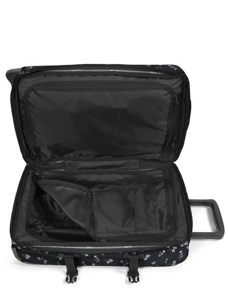 Valise Cabine Souple Eastpak Noir authentic luggage K61L vue secondaire 4