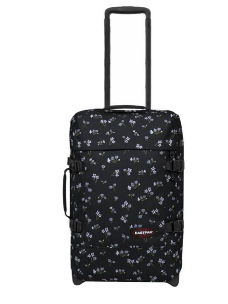 Valise Cabine Souple Eastpak Noir authentic luggage K61L