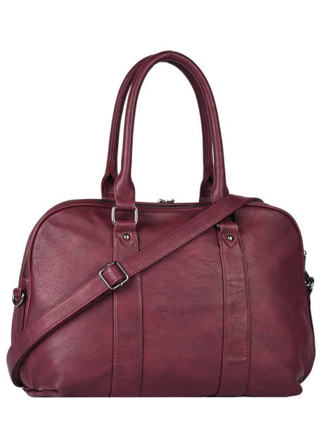 Sac Shopping Format A4 Gallantry Rouge format a4 F528 vue secondaire 2