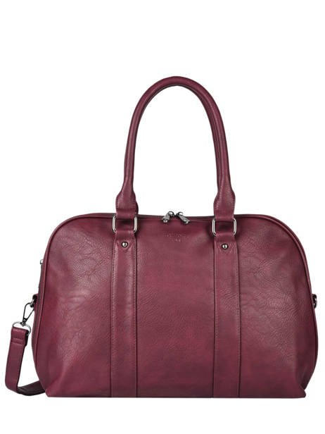 Sac Shopping Format A4 Gallantry Rouge format a4 F528
