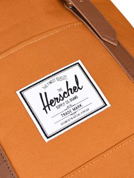 Sac à Dos Retreat 1 Compartiment + Pc 15'' Classics Herschel Orange classics 10066 vue secondaire 1
