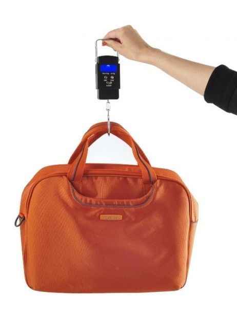 Pese-valise Edisac Argent accessoires Pèse bagage vue secondaire 3