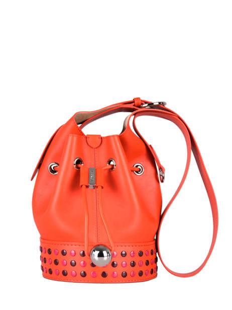 Bucket Bag S Chéri Studs Leder Lancel cheri A11720