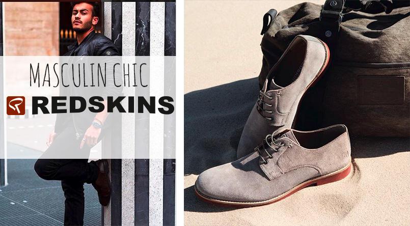 redskins collectie chaussures