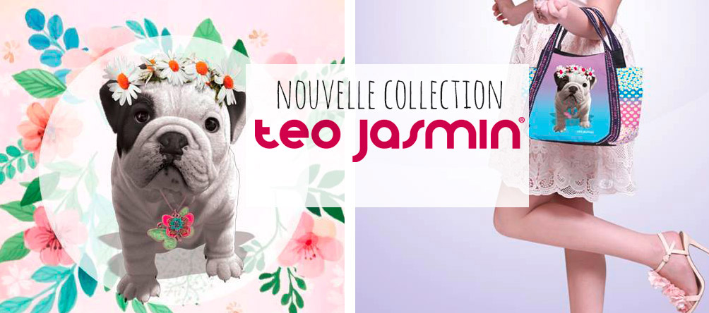 teo jasmin nouvelle collection