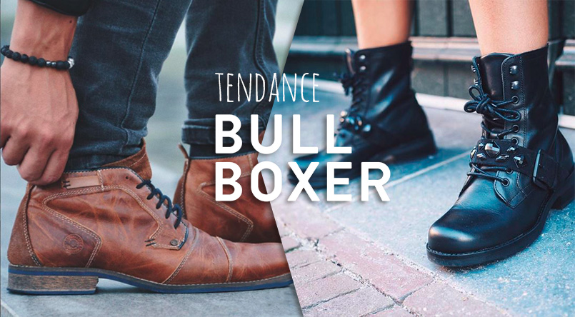 chaussures bull boxer