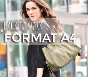 sac a main format A4