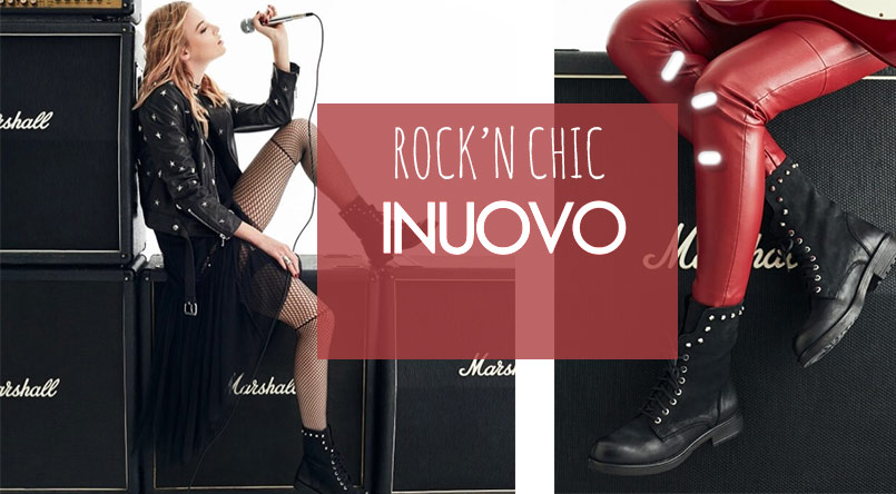 chaussures inuovo