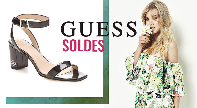 soldes guess