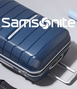samsonite bagage