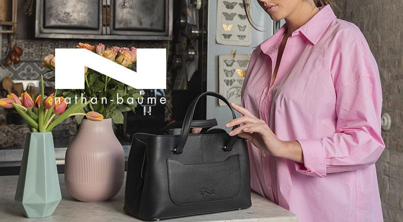sac à main nathan baume pas cher