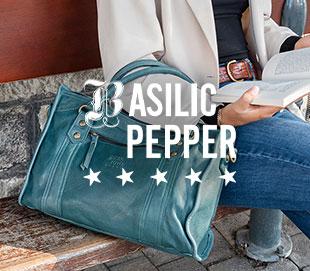 basilic pepper sac a main pas cher